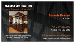 MESSINA CONTRACTING & RENOVATION